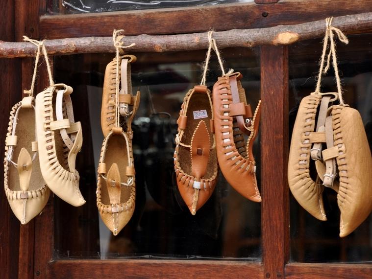 Histoire des chaussures